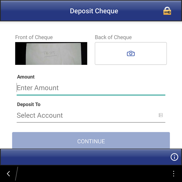 The Android Banking Apps for TD and RBC on the Passport-img_20151006_090529.png