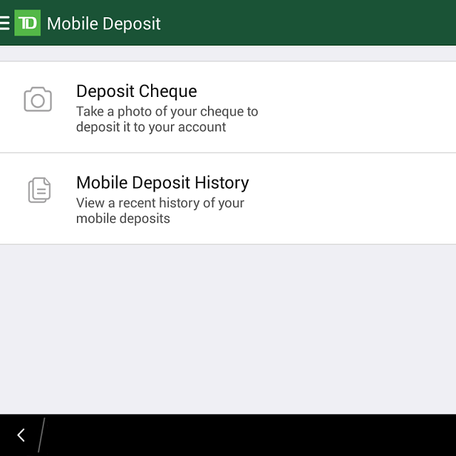 The Android Banking Apps for TD and RBC on the Passport-img_20151006_084548.png