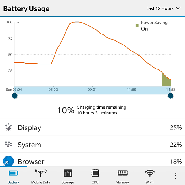 How much is your BlackBerry Passport battery life? Let's compare..-img_20161218_145951.png