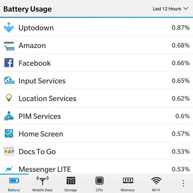 How much is your BlackBerry Passport battery life? Let's compare..-img_20161218_150019.png