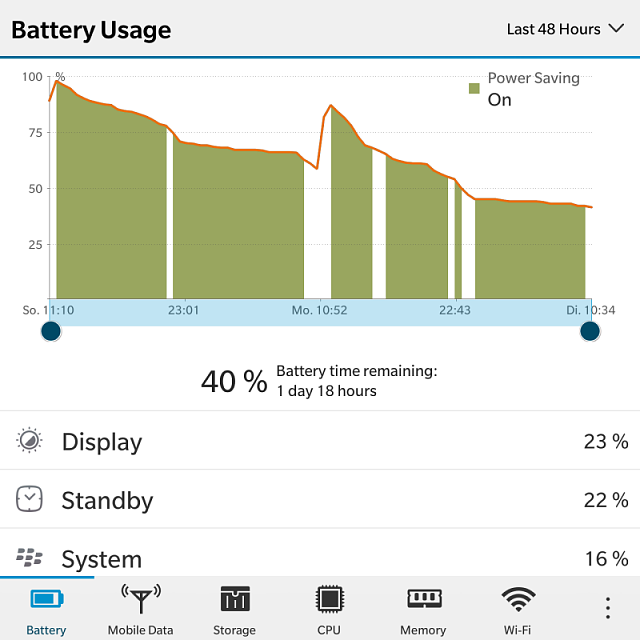 How much is your BlackBerry Passport battery life? Let's compare..-img_20170124_103848.png