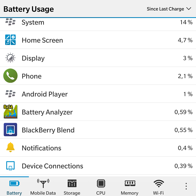How much is your BlackBerry Passport battery life? Let's compare..-img_20170128_161106.png
