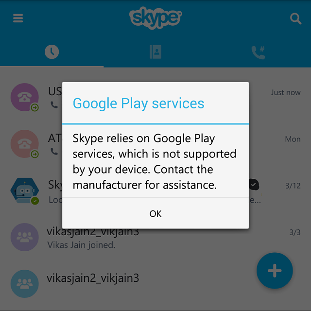 Relies on Google play services - BlackBerry Forums at