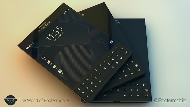 Is It's a BlackBerry Passport limited edition ?-black.png