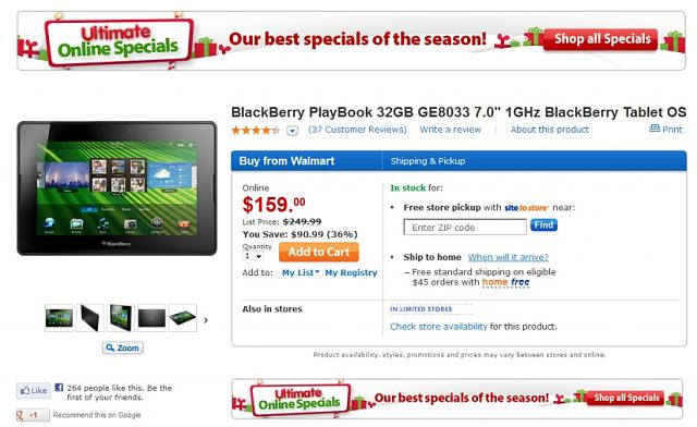 PlayBook at Walmart (CHEAP!)-wamart.jpg