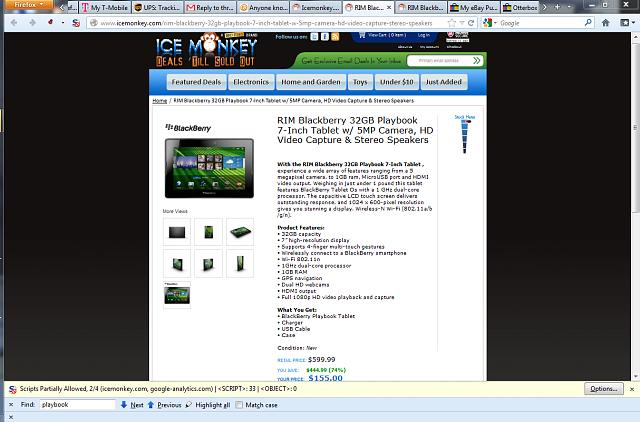 Anyone know what's up with Office Depot shipments?-2012-12-12_-_icemonkey_rim-blackberry-32gb-playbook_-155_shipped.jpg
