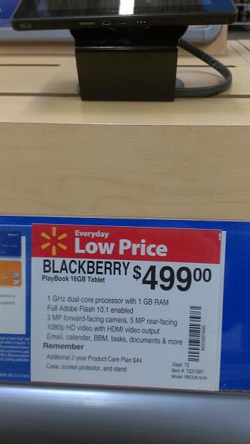 Playbook Priced at 9 at Wa lMart in Sault Ste Marie-bl-play.jpg