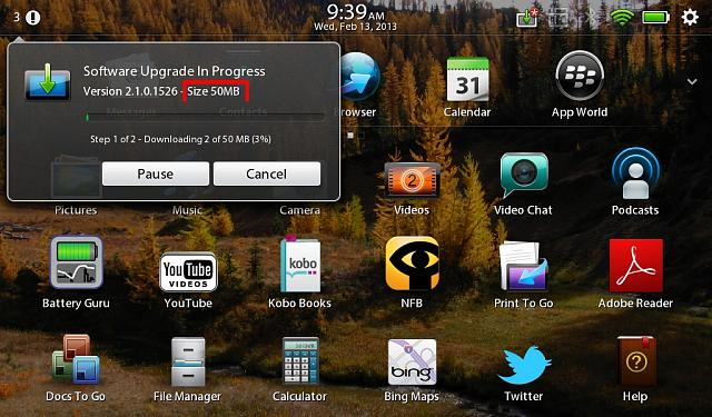 Just got update for my playbook. 2.1.0.1526-img_00000018.jpg