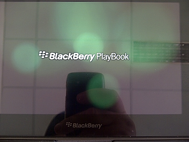 Behnam blackberry playbook does not turn on series reboot