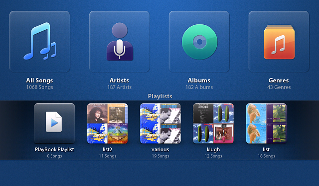 BlackBerry PlayBook multiple playlist-img_20140150.png