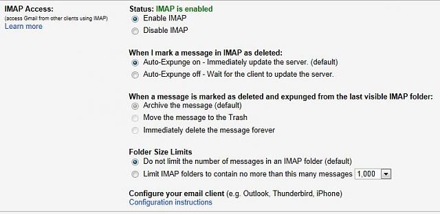 Playbook OS 2.1 - official imap support. Confirmation?-gmail-imap.jpg