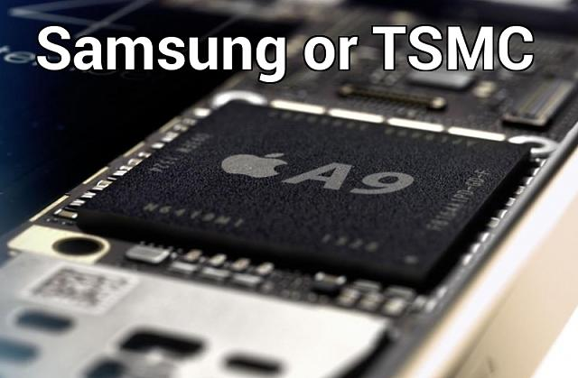 "Low build quality in the Priv... Meanwhile in the ""good build quality phones"":-samsung-tsmc-a9.jpg"
