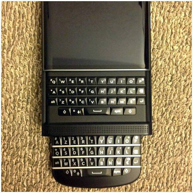 anyone has priv vs q10 keyboard comparison blackberry