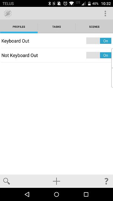 Tasker How-To - Swiftkey when phone closed