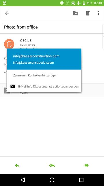 How to copy mailadress of recipients in hub?-uploadfromtaptalk1479891459637.jpg