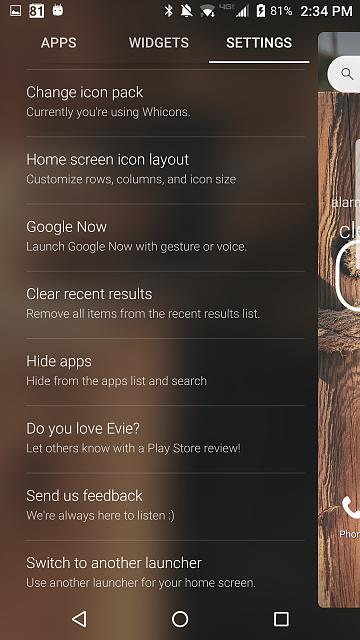 Anyone using non BB launcher and NO BB hub? experience