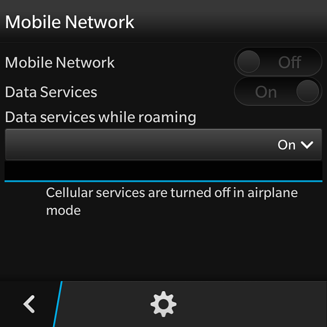 Sprint Q10 - GSM Not Working - SIM Card isn't compatible