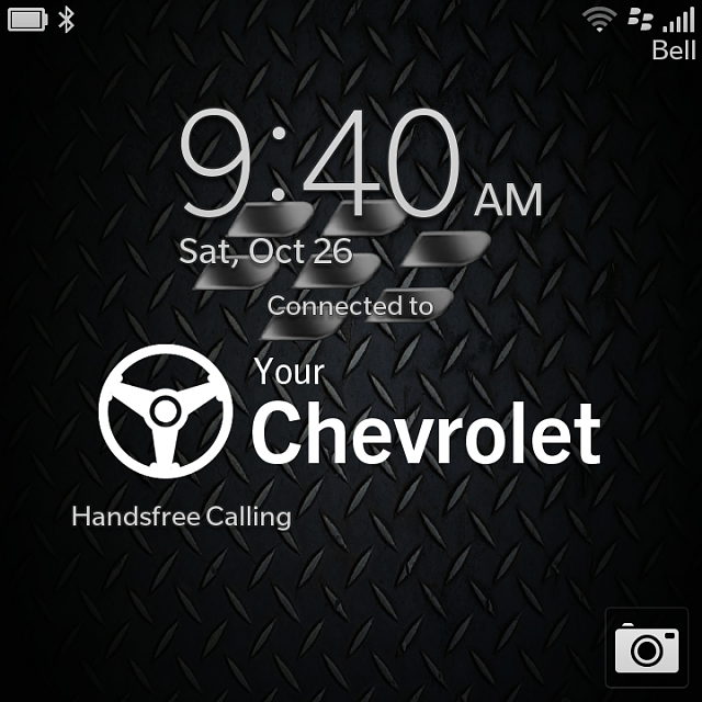 What is your BlackBerry lock screen look like when you connect to your car?-img_00000161.png