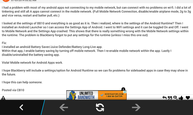 Anyone use Waze? - Page 6 - BlackBerry Forums at CrackBerry com