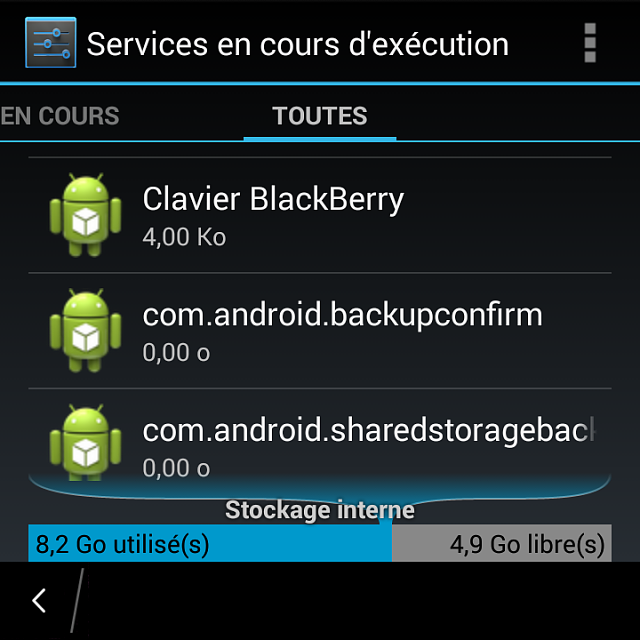 installer blackberry os 10 sur android