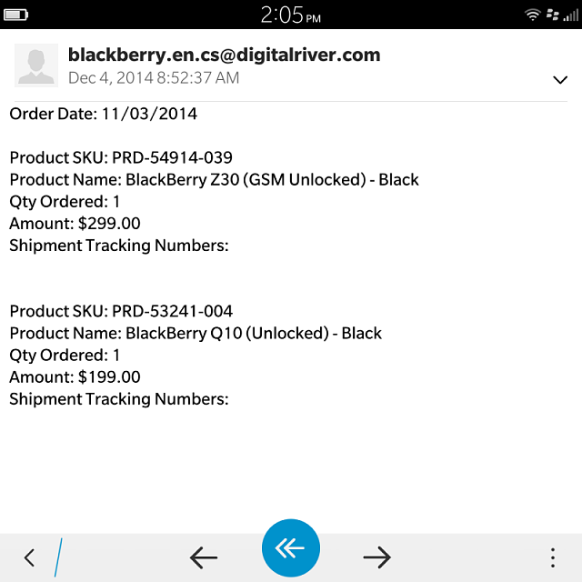 ShopBlackBerry has my Q10 on backorder for a month now, do u think i'll ever see it?-img_20141205_140600.png