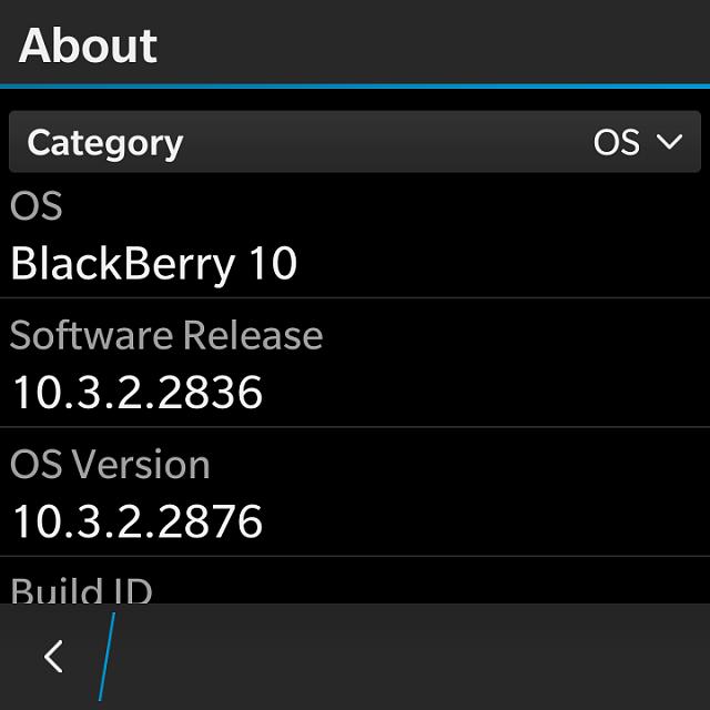 Installing SQN100-2 OS on SQN100-3 Q10 model - BlackBerry