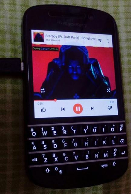 Google Play Music Apk! Download - BlackBerry Forums at CrackBerry com