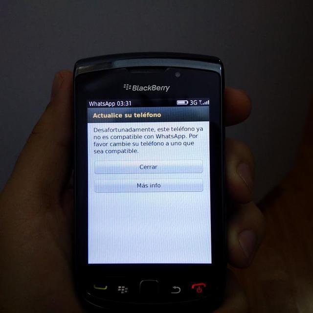 Blackberry Torch 9860 WhatsApp Videos