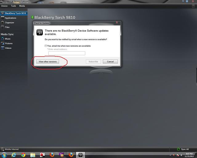 Is this new or am I crazy? 9810 OS 7.1.0.921-2.jpg