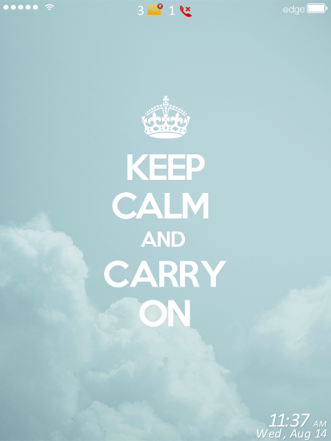 [Premium] Keep Calm And Carry On-9810.png