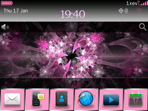 [Premium] Girly Pink theme-screen1.png