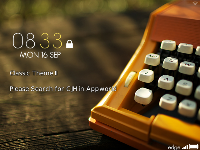 [Premium] Classic Theme II - BlackBerry Forums at