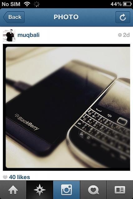 how to delete blackberry messenger account on z10