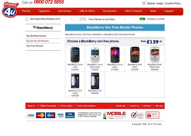 Just noticed UK sim free Z10 @phones4u jumped from 479,95 to 549,95 �-capture.jpg