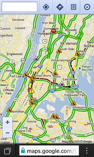Does traffic on Z10 BB Maps even work?-bb-cross-bronx.jpg