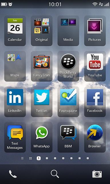 agingbooth para blackberry 8520