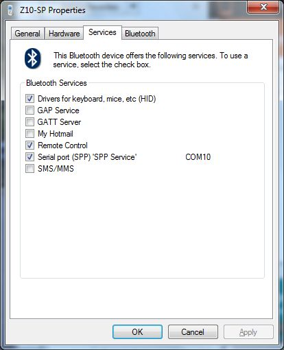 Windows 7 Bluetooth drivers - BlackBerry Forums at