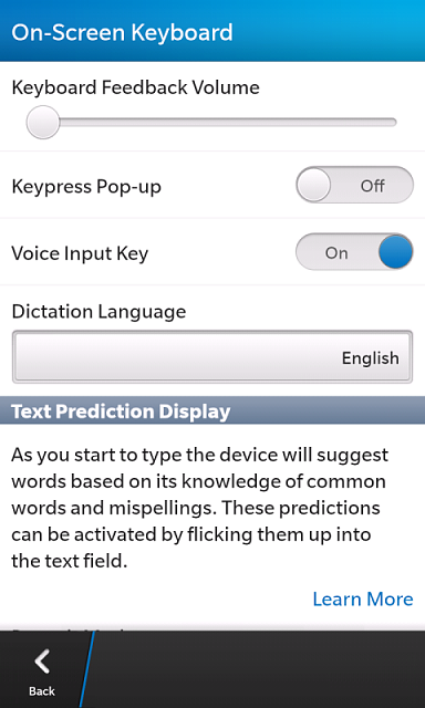 the exact blackberry classic turn off keyboard sound OnePlus obvious