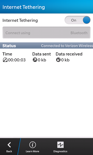Eliminating carrier tethering/hotspot restrictions using e