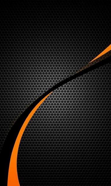 wallpaper black and orange - photo #31