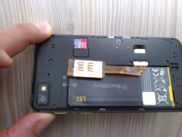 dual sim adaptor for z10 has anyone used one blackberry forums at crackbe. Black Bedroom Furniture Sets. Home Design Ideas