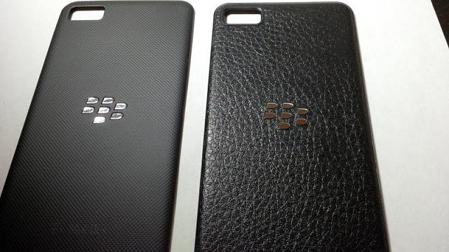 Z10 Leather Battery Cover NOW AVAILABLE - BlackBerry Forums at