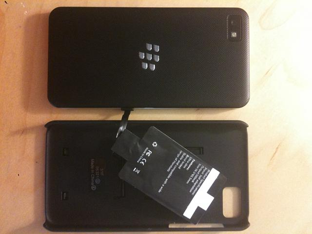 2 Door Charger >> Z10 Wireless Charging - SUCCESS!! - BlackBerry Forums at
