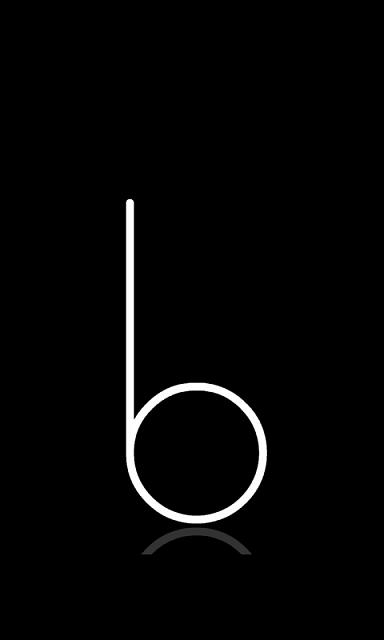 Blauwe logo van de letter B Vector  Gratis Download