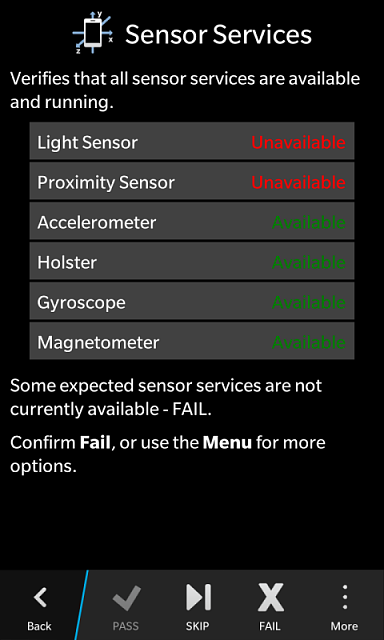 Light and proximity Sensor problems - BlackBerry Forums at ...