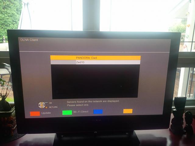 DLNA media sharing NOT working after 10 3 upgrade