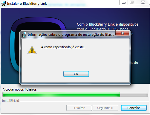 Cannot install BlackBerry Link on Windows 7 PC - Page 2