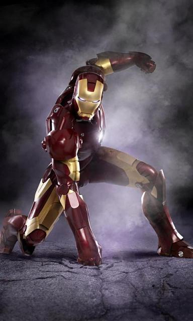 Post Your Current Z10 Wallpaper Iron Man4 0 600 Lock Screen