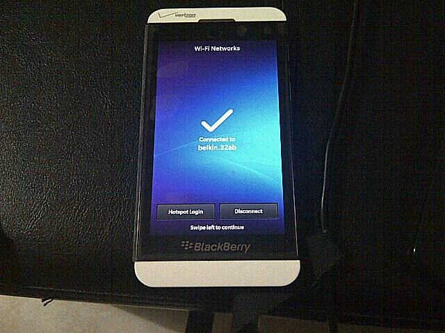Z10 cannot get past agreement screen - BlackBerry Forums at