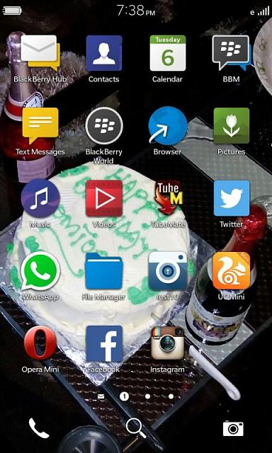 bbm display pictures not updating
